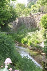 Promenade le long du Rabi